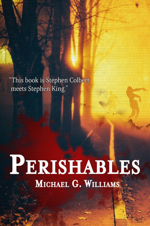 Perishables - Book Cover